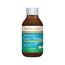 Herbs of Gold Liver Tonic (Alcohol Free) 200ml