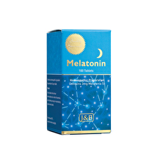 J and B Melatonin (homeopathic 5x) 100t