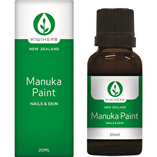 KiwiHerb Manuka Nails and Skin Paint 20ml