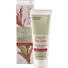 Kolorex Foot and Toe Care Cream 25g