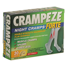 LaCorium Crampeze Night Cramps Forte 30c