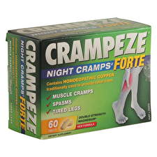 LaCorium Crampeze Night Cramps Forte 60c