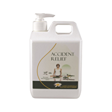 Living Essences Accident Relief Cream 1000ml