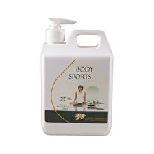 Living Essences Body Sports Lotion 1000ml