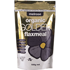 Melrose Organic Omega Golden Flaxmeal Powder 500g
