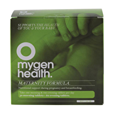 Mygen Health Maternity Formula 30t and 60t