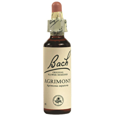 Bach Flower Remedies Agrimony 10ml