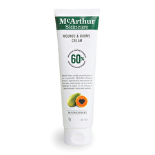 McArthur Skincare Wounds and Burns Cream 75g