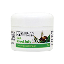 Nature's Goodness Royal Jelly Fresh 50g