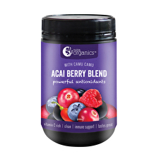 NutraOrganics Acai Berry Blend Powder 200g