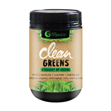 NutraOrganics Clean Greens Powder 200g