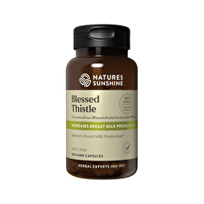 Nature's Sunshine Blessed Thistle 300mg 100c