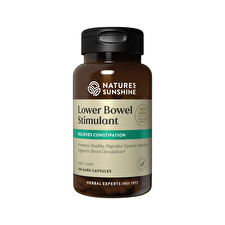 Nature's Sunshine Lower Bowel Stimulant 100c