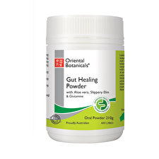 Oriental Botanicals Gut Healing Powder 210g