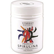 Synergy Natural Premium Spirulina Powder 100g