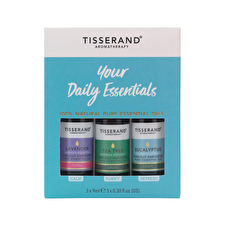 Tisserand Your Daily Essential Oils 9ml x 3 Pack