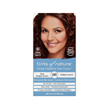 Tints of Nature Permanent Hair Colour Rich Copper Brown 5R