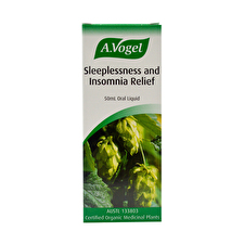 Vogel Organic Sleeplessness and Insomnia Relief 50ml