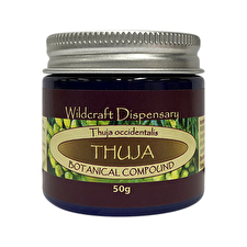 Wildcraft Dispensary Thuja Natural Ointment 50g