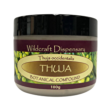Wildcraft Dispensary Thuja Natural Ointment 100g