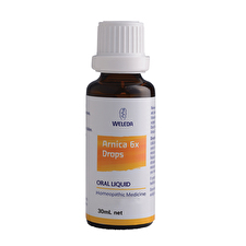 Weleda Arnica (6x) Drops 30ml