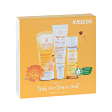 Weleda Baby Care Starter Pack (3 x Trial Size)