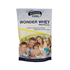 Wonder Foods Natural Whey Drink 200g