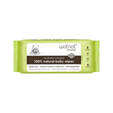 Wotnot Biodegradable (Baby) Wipes x 70 Pack (soft pack)