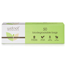 Wotnot Biodegradable Bags x 50 Pack